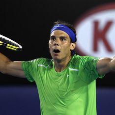 Tennis : Rafael Nadal en finale de l'Open d'Australie
