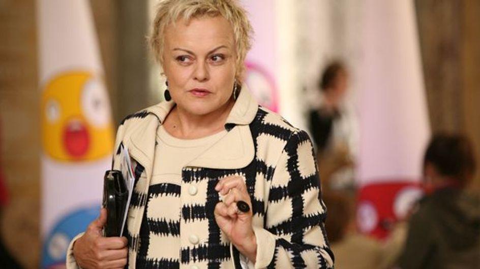 Les Enfoirés : Muriel Robin obligée d'abandonner la troupe !