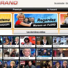 Nadine Morano : MegaMorano, pour les mega fans de Nadine