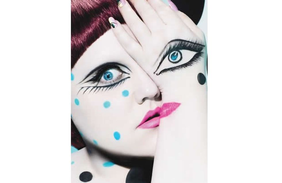 M.A.C : Beth Ditto signe une collection ultra flashy !
