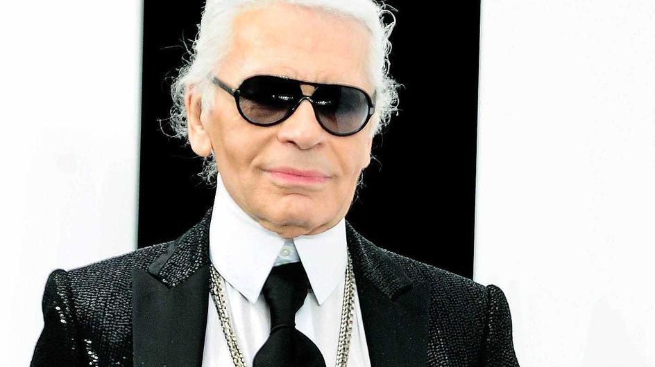 "Karl Lagerfeld : ""Zahia est ravissante"""