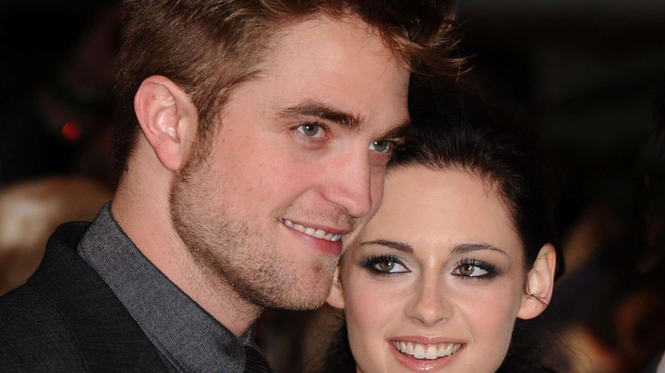 Robert Pattinson et Kristen Stewart élu couple le plus sexy au monde !