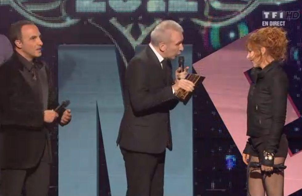 NRJ Music Awards : La déclaration d'amour de Mylène Farmer à Jean Paul Gaultier