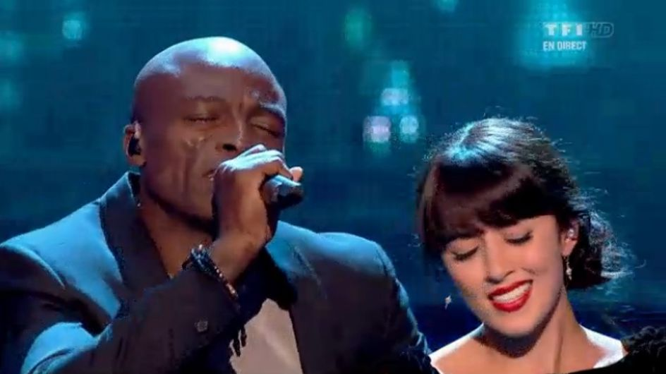 NRJ Music Awards : La balade romantique de Seal et Nolwenn Leroy