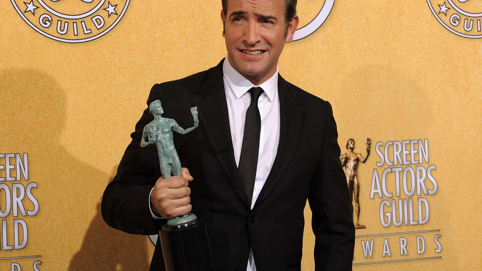 Jean Dujardin : Primé aux Screen Actors Guild Awards 2012