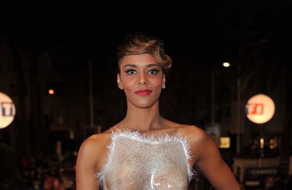 NRJ Music Awards : La robe sexy de Shy'm fait le buzz (Photos)