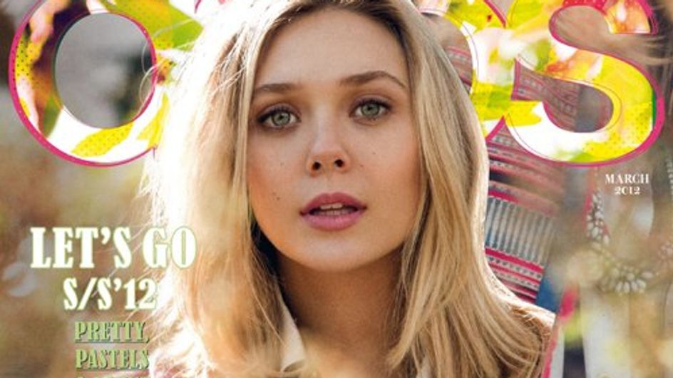 Elizabeth Olsen : Cover girl pour le magazine Asos !