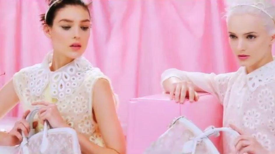 Louis Vuitton : Les images de la nouvelle campagne en vidéo ! (Vidéo)
