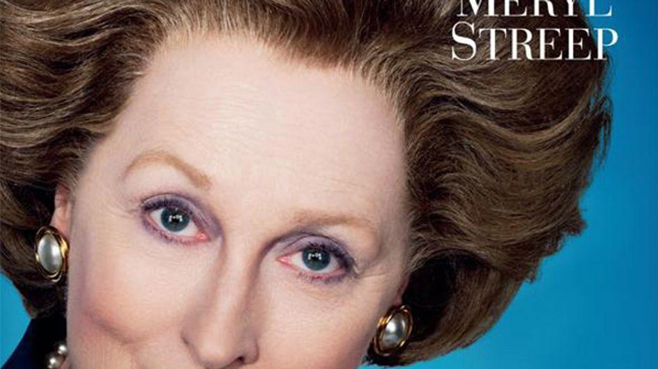 """La dame de fer : Meryl Streep : """"Margaret Thatcher a permis l'ascension politique des femmes"""""""