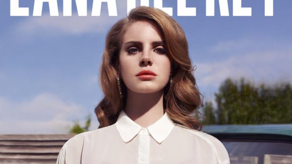 """Lana Del Rey : """"Born To Die"""" déjà numéro 1 des Charts"""