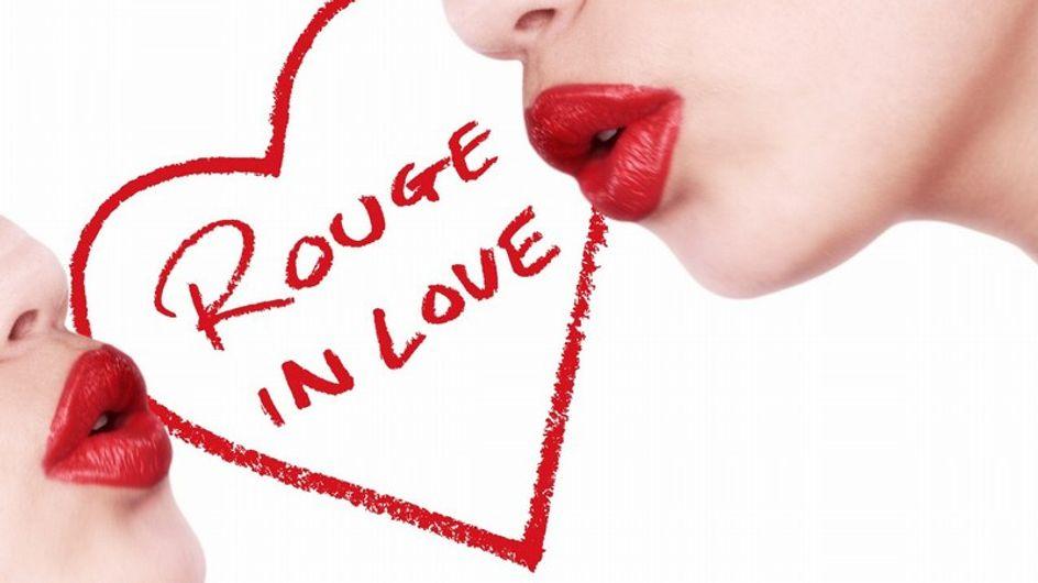 Lancôme : Des baisers Rouge in Love avec Brigitte (Vidéo)