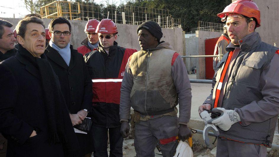 Nicolas Sarkozy : Des figurants pour lui tenir compagnie