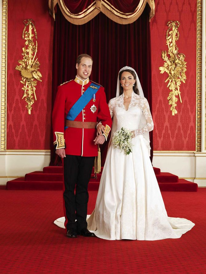 Mariage de Kate Middleton du prince William