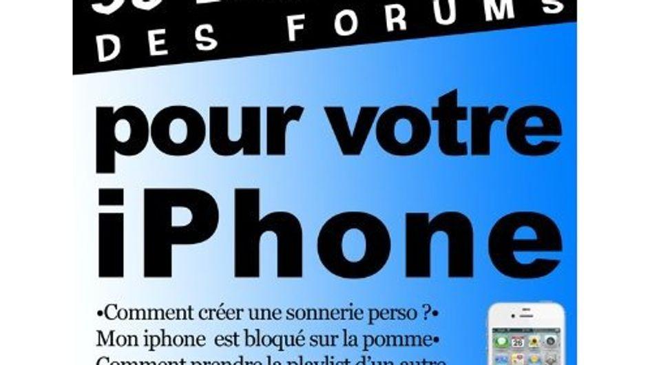 Livres : Toutes les astuces pour bien utiliser son iPhone