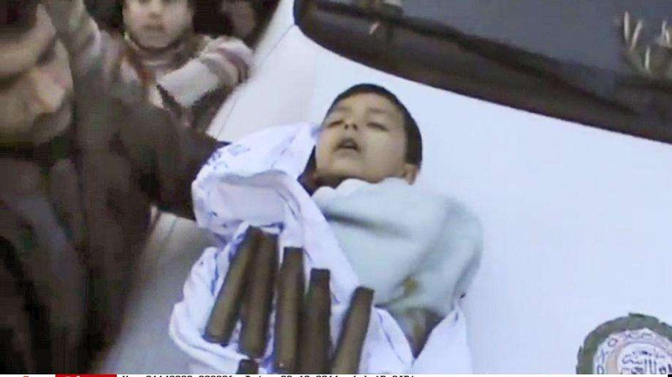 Syrie : Le régime qui torture les enfants