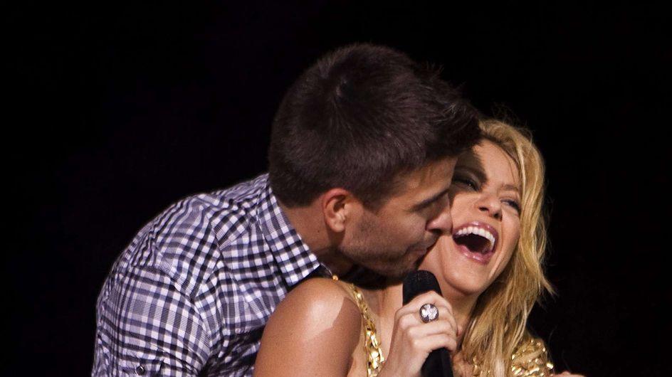 Shakira : Toujours aussi amoureuse de Gerard Piqué