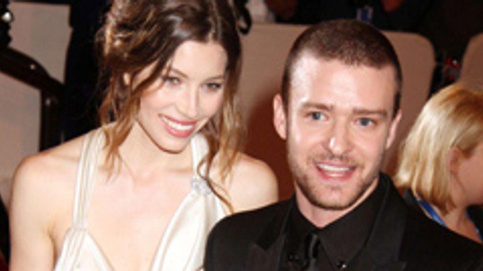 Justin Timberlake : Il aurait demandé Jessica Biel en mariage
