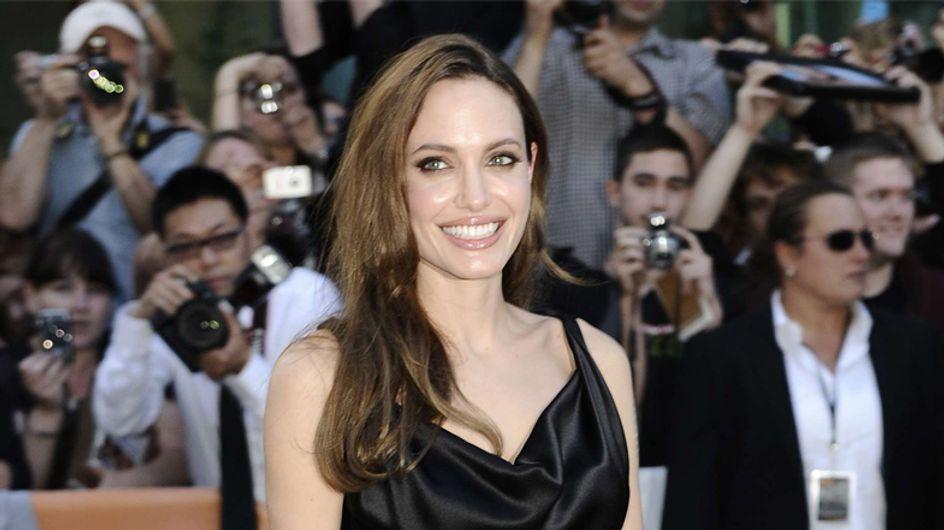 Angelina Jolie : Nominée aux Golden Globes 2012 pour son film