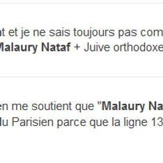Mallaury Nataf : Les explications sur sa manucure