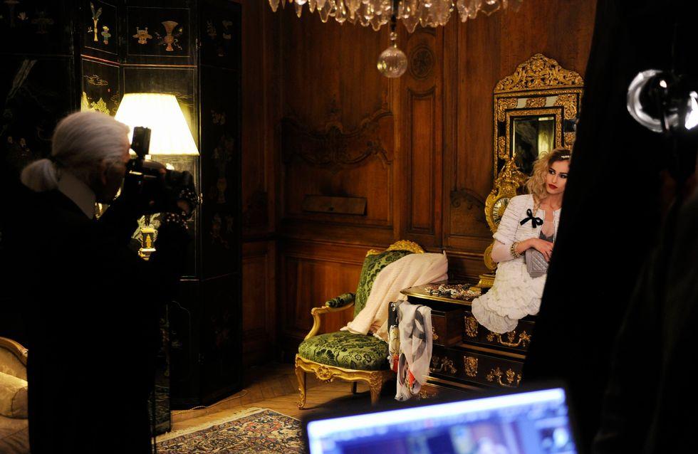 Alice Dellal : Egérie pour le Boy de Chanel (Photos)