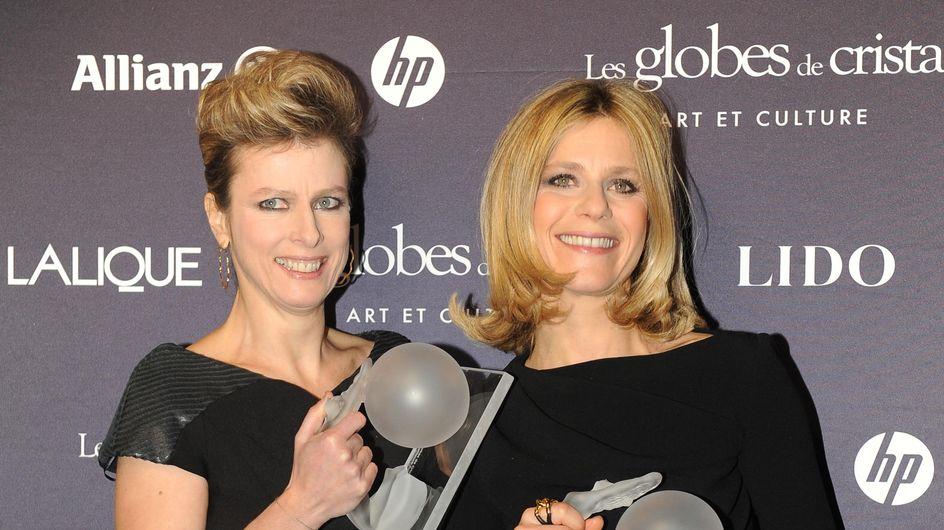 """Globes de Cristal 2012 : Marina Fois et Karin Viard se partagent le prix de la """"Meilleure actrice"""""""