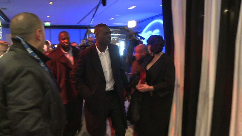 Omar Sy : Sa réaction après sa victoire aux Globes de Cristal (Vidéo)