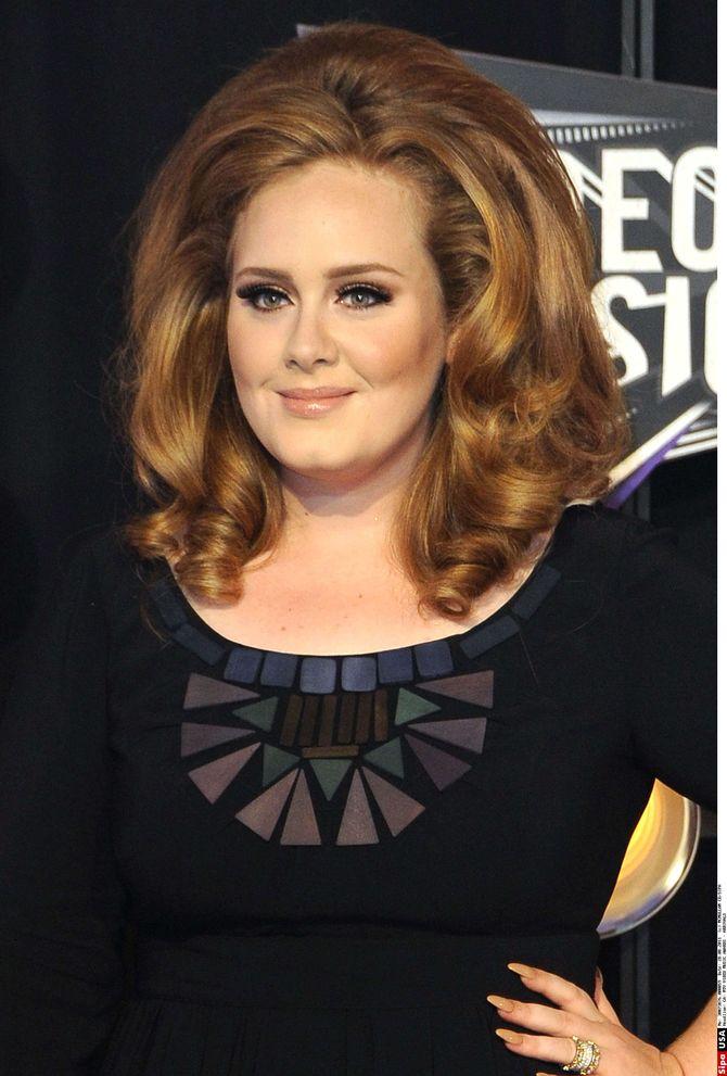 """""""Adele est un peu trop grosse"""""""