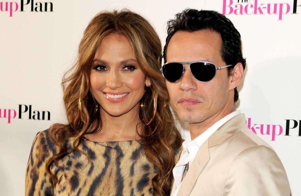 Jennifer Lopez : C'est la guerre avec Marc Anthony !