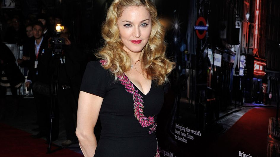 Madonna : Son nouvel album débarquera en mars 2012