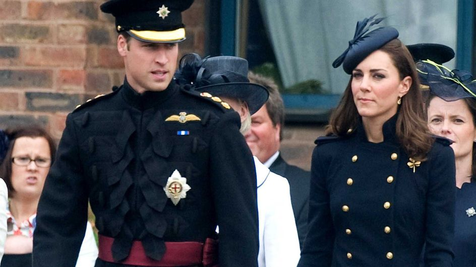 Kate Middleton : Une Saint Valentin sans le Prince William