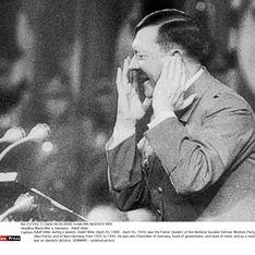 Hitler : Les photos honteuses qu'il souhaitait enterrer à tout jamais