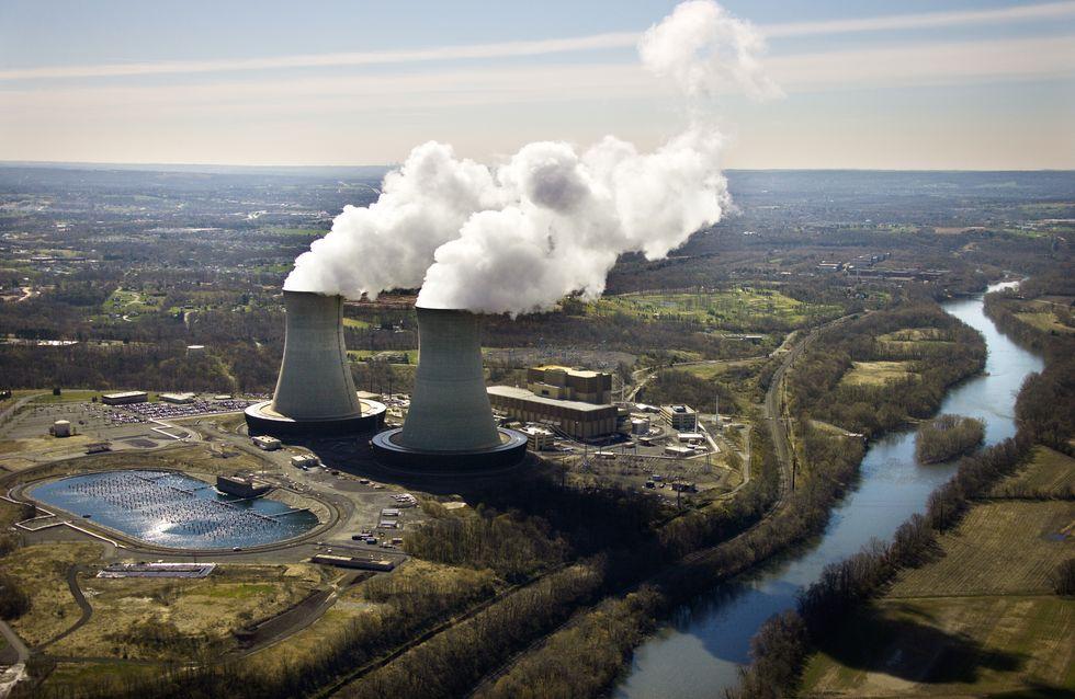 Nucléaire : L'Allemagne remet en route des centrales nucléaires