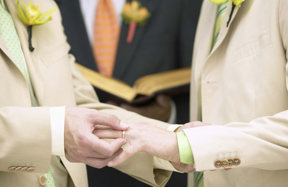 Homosexualité : Un mariage gay célébré en Ile-de-France