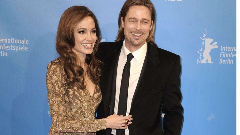 Angelina Jolie : Ce qu'elle va faire avec Brad Pitt pour la Saint Valentin