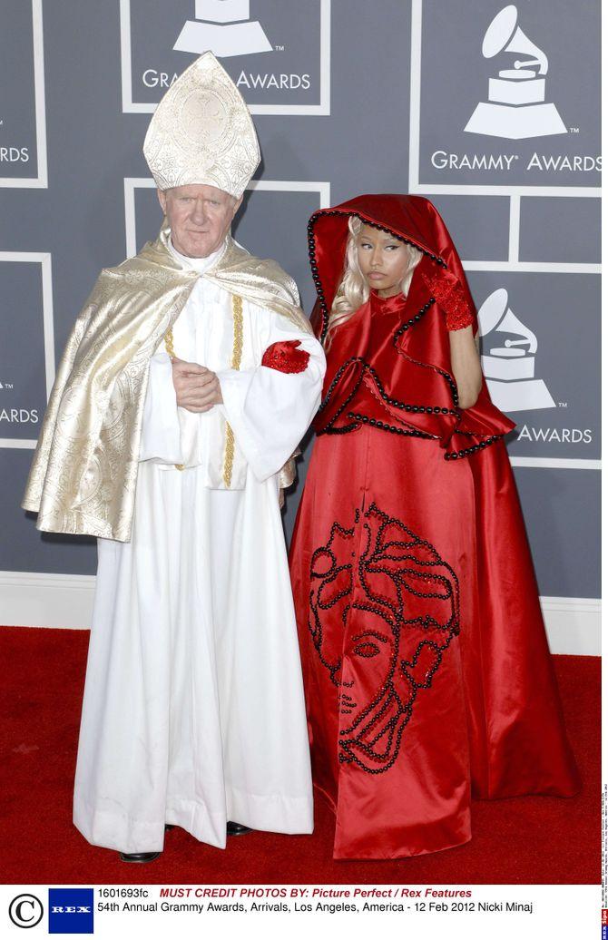 Grammy  Awards, robes