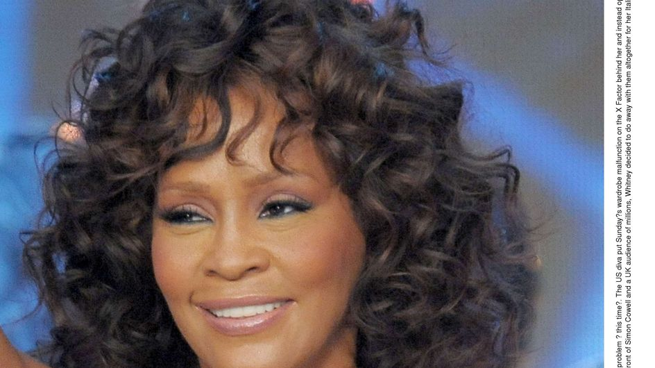 Whitney Houston : Elle bat des records de ventes sur I-Tunes !
