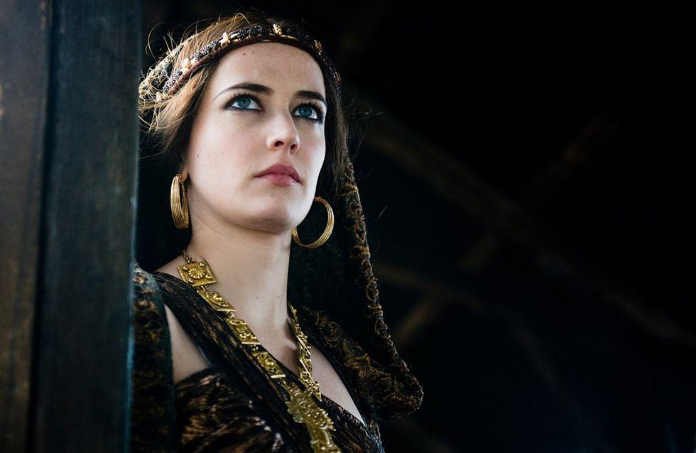 Camelot : La nouvelle série avec Eva Green et Jamie Campbell Bower (Photos)
