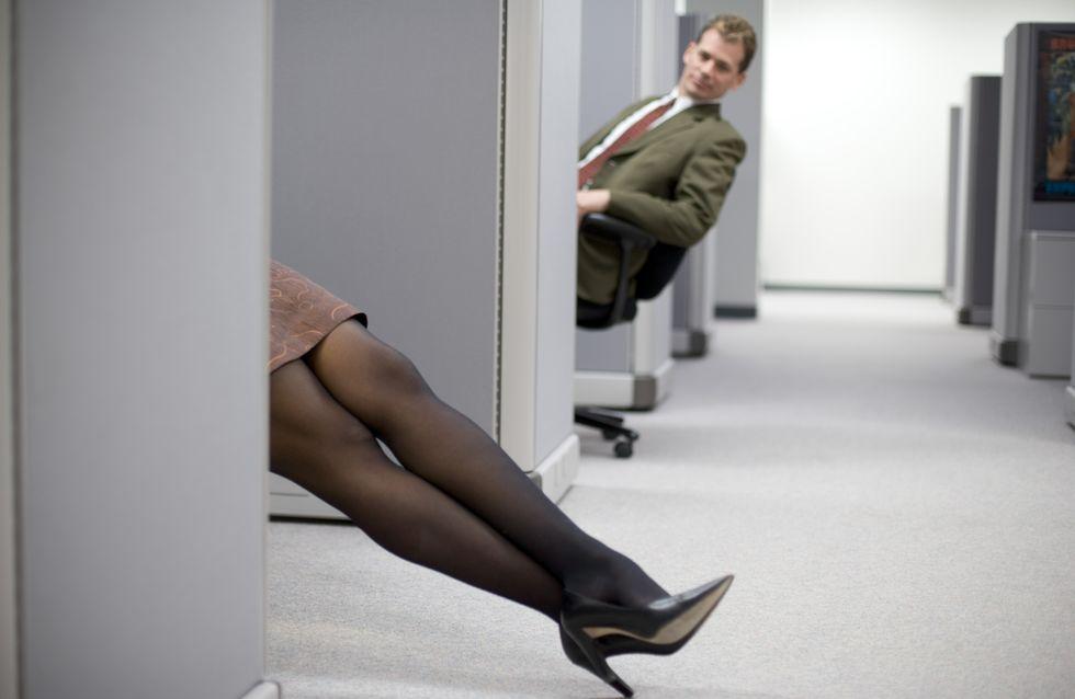 Saint-Valentin : Et si l'amour se trouvait au bureau ?