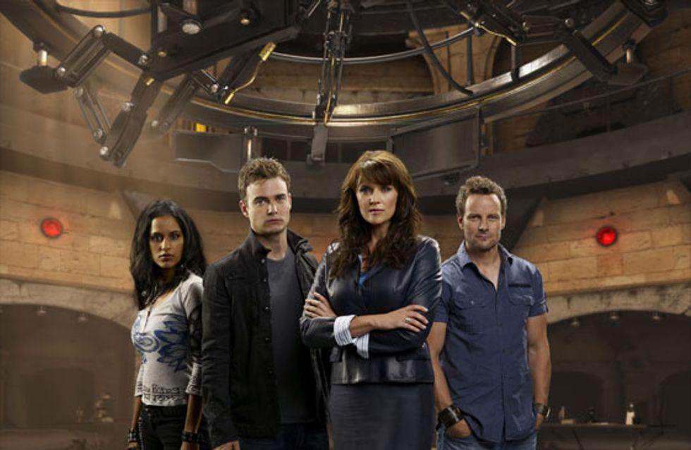 Sanctuary : Le Dr Magnus revient pour une saison 3