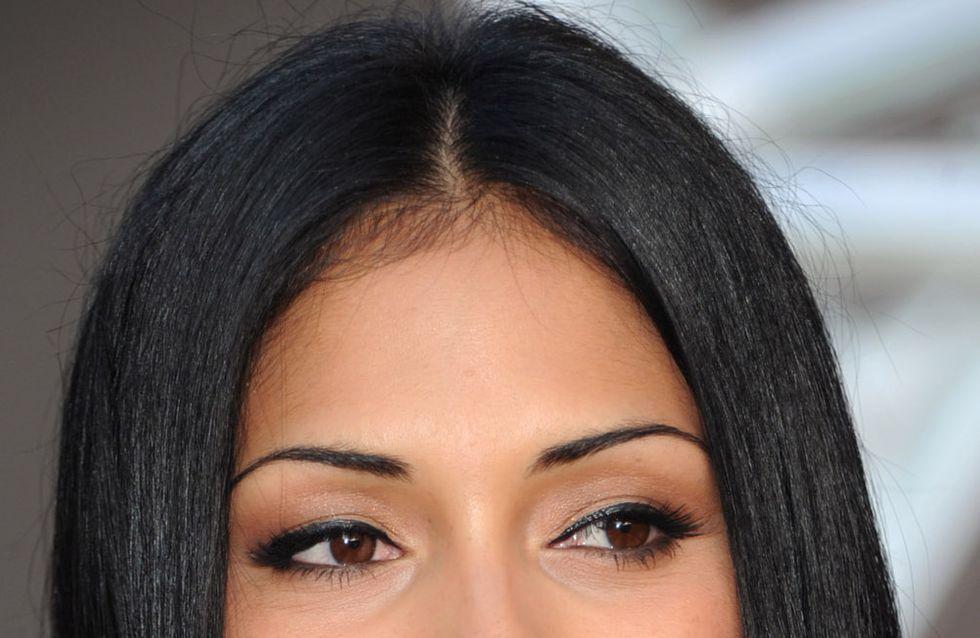 Nicole Scherzinger : Son secret pour des cheveux soyeux