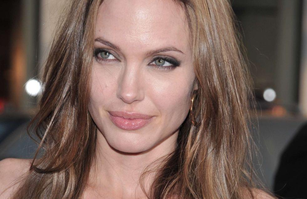Angelina Jolie : Ses tatouages en photo et décryptés
