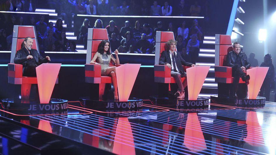 The Voice : Le jury sous le charme d'une candidate (Vidéo)