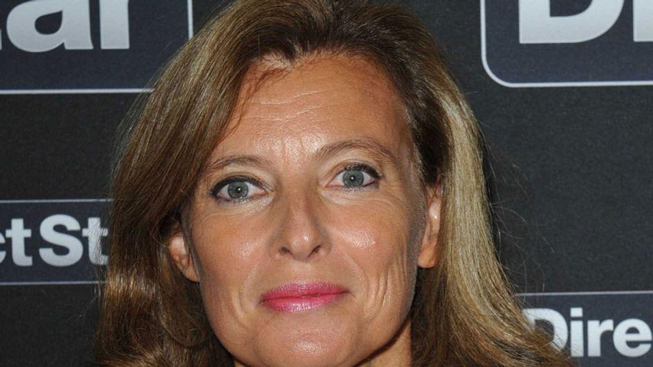 François Hollande : Valérie Trierweiler revient sur Direct 8