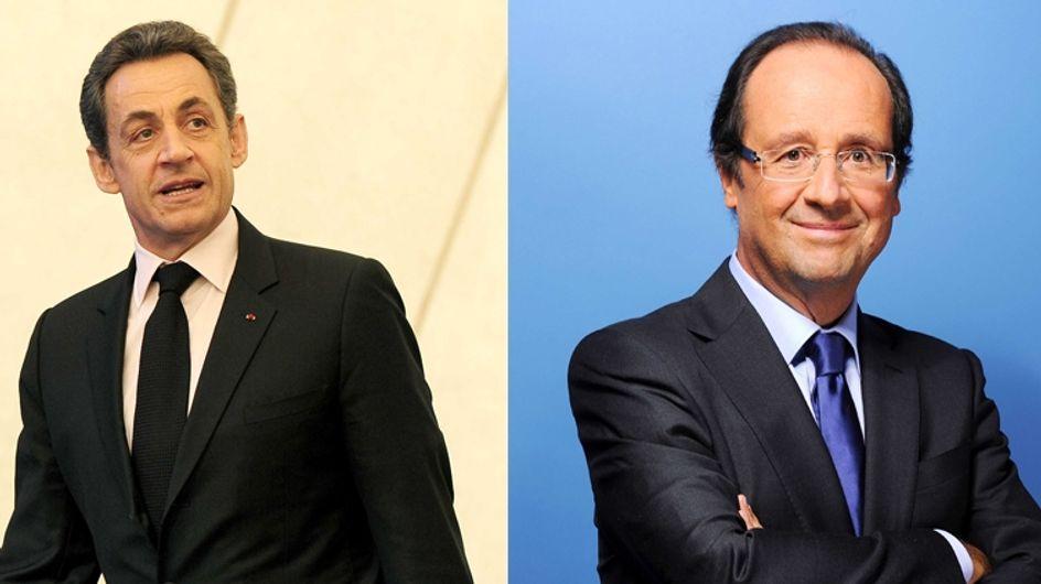 Présidentielle 2012 : L'écart entre Hollande et Sarkozy se réduit