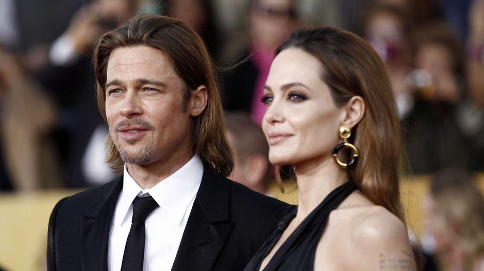 Angelina Jolie : « Nous avons beaucoup aimé The Artist avec Brad »