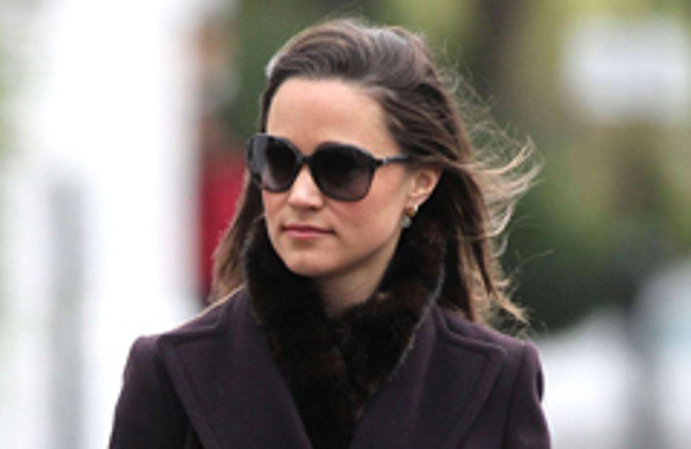 Pippa Middleton : Elle a peur de rester célibataire
