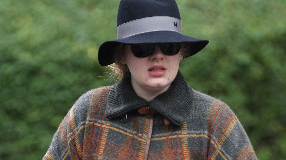 Adele : Dévastée par l'histoire de sa sextape