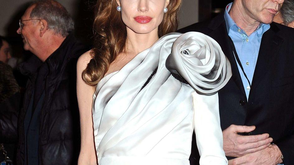 Angelina Jolie : On la menace de mort !