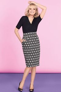 Twiggy  Twiggy, collection capsule Marks & Spencer