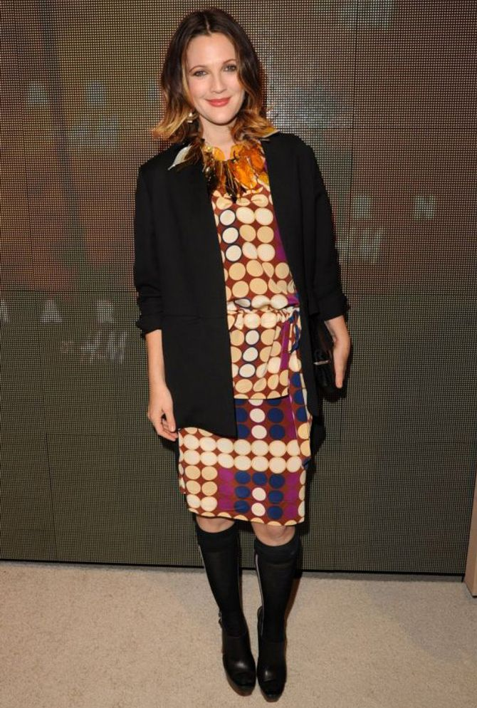 Lancement Marni pour H&M, people, Hollywood